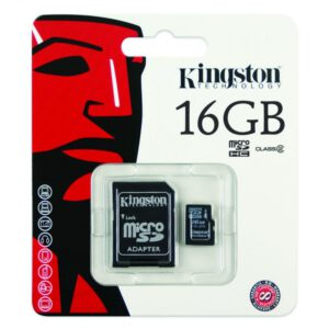 Kingston 16GB Micro-SD Kaart