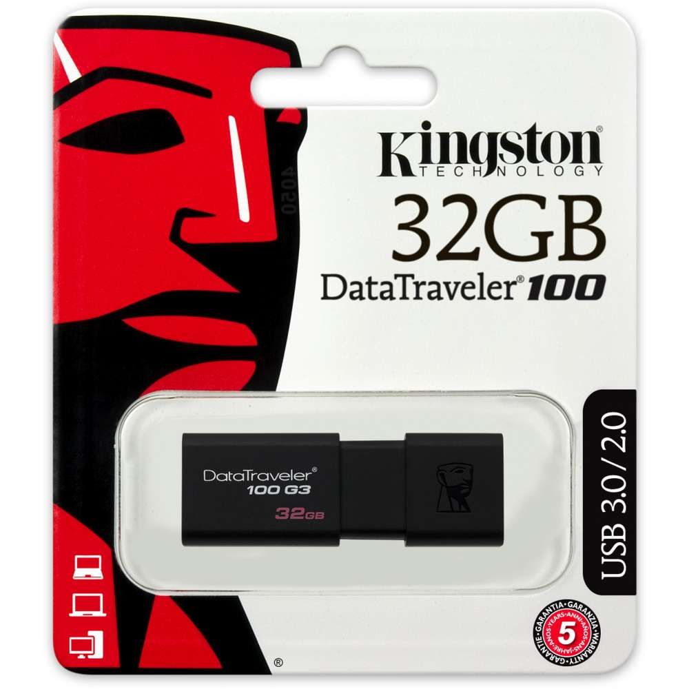 Kingston 32GB USB-Stick
